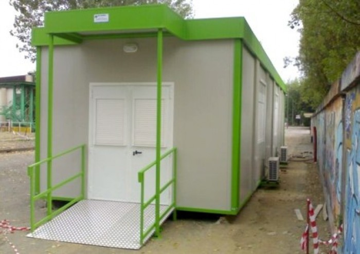 Großraumcontainer